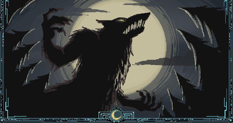Jedan od likova iz igre Midwintär