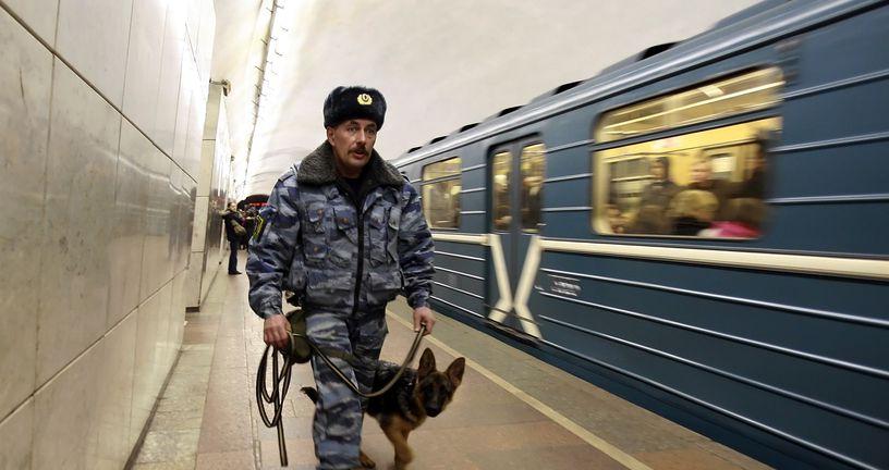 Policija u Moskvi (Foto: AFP)