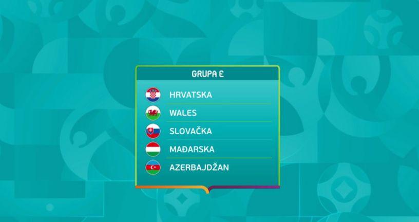 Skupina E kvalifikacija za Euro