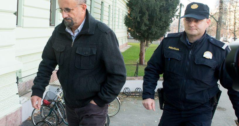 Privođenje uhićenih za ratni zločin u Vukovaru (Foto: Dubravka Petric/PIXSELL)