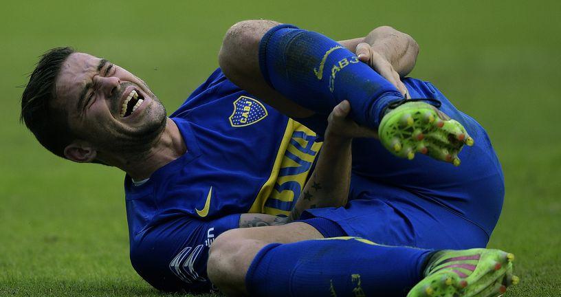 Fernandu Gagu pukla ahilova tetiva (Foto: AFP)
