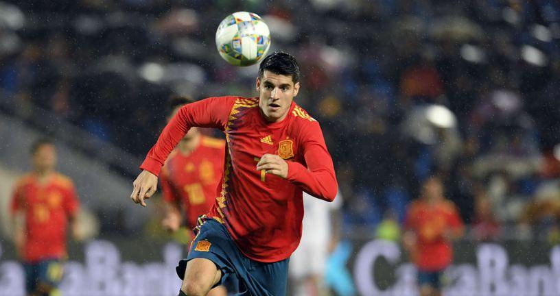Alvaro Morata (Foto: AFP)