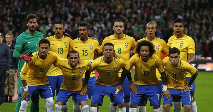 Brazil (Foto: AFP)