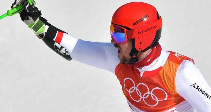 Marcel Hirscher (Foto: AFP)