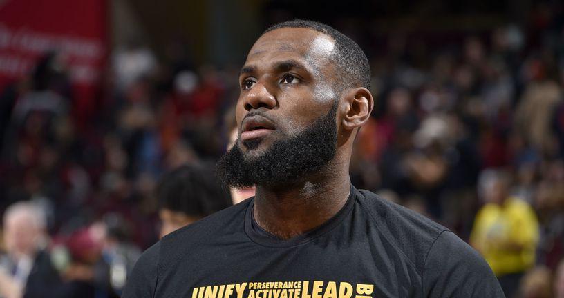LeBron James (Foto: AFP)