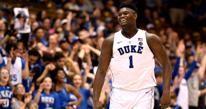 Zion Williamson (Foto: AFP)