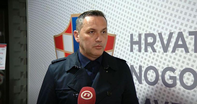Marijan Kustić, izvršni direktor HNL-a