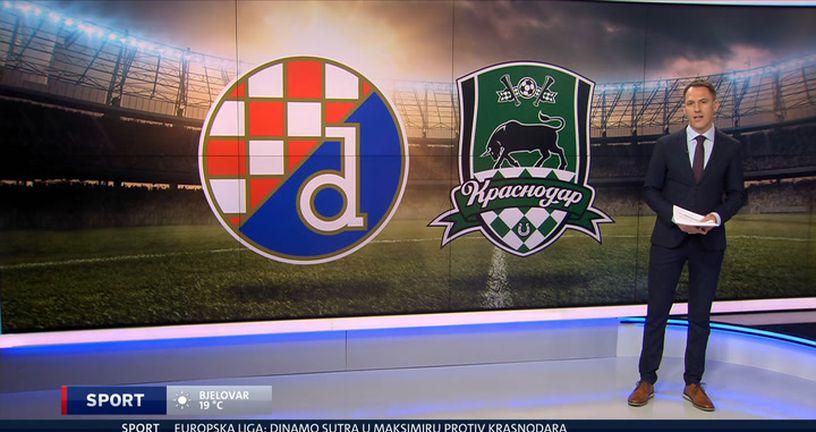 Stipe Antonijević o spremnosti Dinama za utakmicu s Krasnodarom