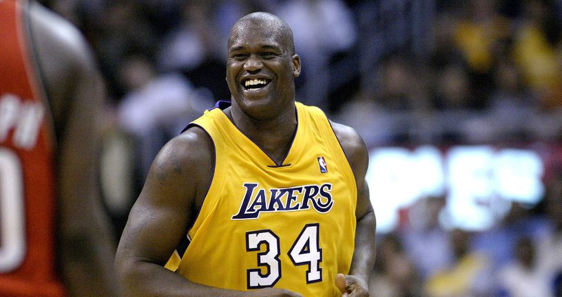 Shaquille O\'Neale