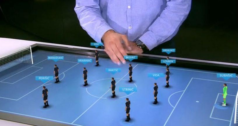Analiza uoči utakmice Hrvatska - Rusija