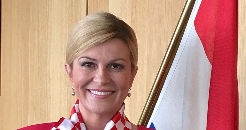 Predsjednica Kolinda Grabar-Kitarović (Dnevnik.hr)