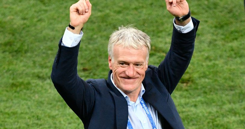 Didier Deschamps (Foto: AFP)