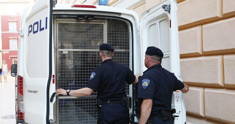 Policija (Foto: Dusko Jaramaz/PIXSELL)