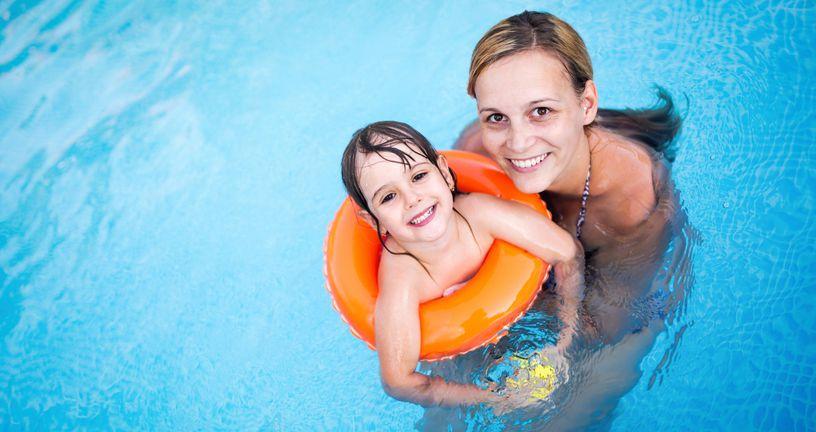 Učenje plivanja