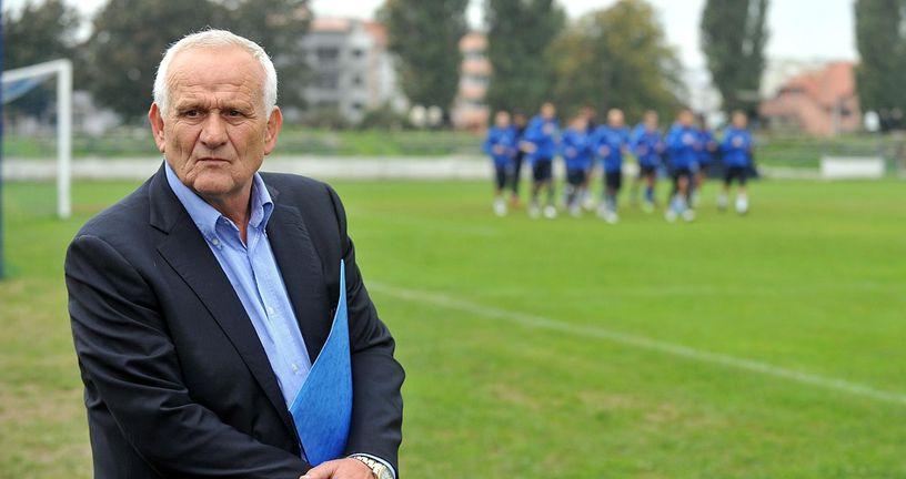 Ljupko Petrović trenira Lokomotivu (Foto: Goran Stanzl/PIXSELL)