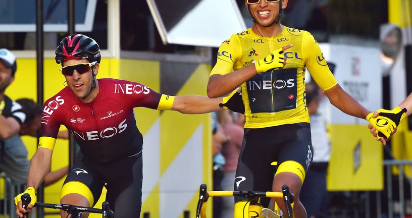 Egan Bernal (Foto: Pete Goding/Press Association/PIXSELL)