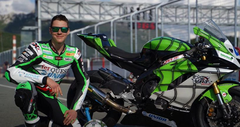 Motociklist Martin Vugrinec - 2