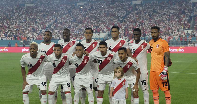 Reprezentacija Perua (Foto: AFP)