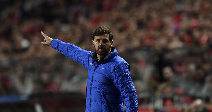 Andre Villas-Boas (Foto: AFP)
