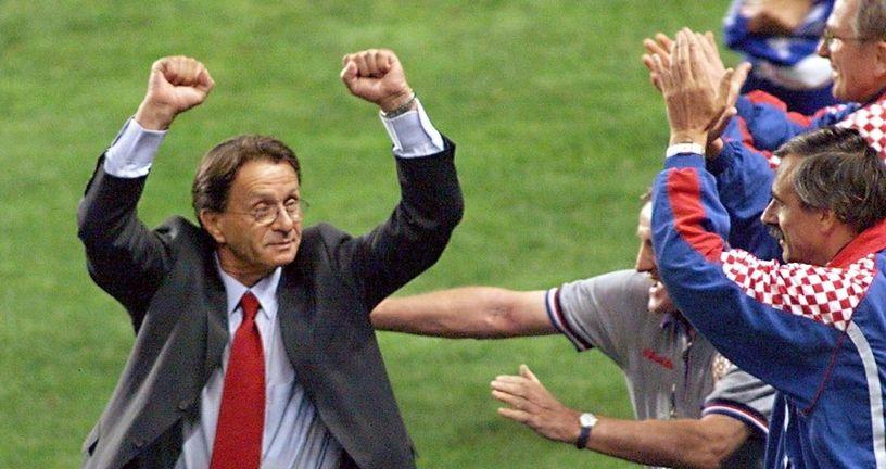 Ćiro Blažević (Foto: AFP)