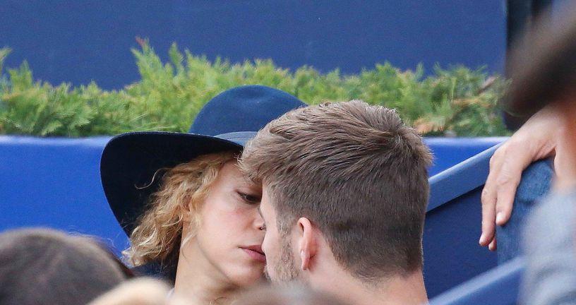 Shakira i Gerard Piqué (Foto: Profimedia)