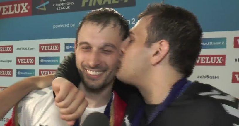 Igor Karačić i Dejan Milosavljev (Screenshot: Facebook)