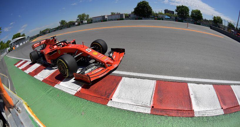 Sebastian Vettel u Kanadi (Foto: nph/NordPhoto/PIXSELL)
