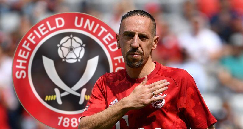 Franck Ribery (Foto: Frank Hoermann/DPA/PIXSELL)