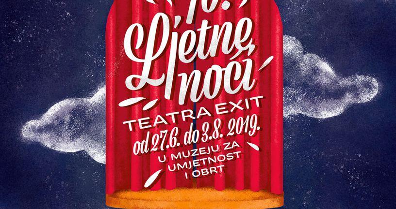 Ljetne noći Teatra Exit (Foto: Teatar EXIT)