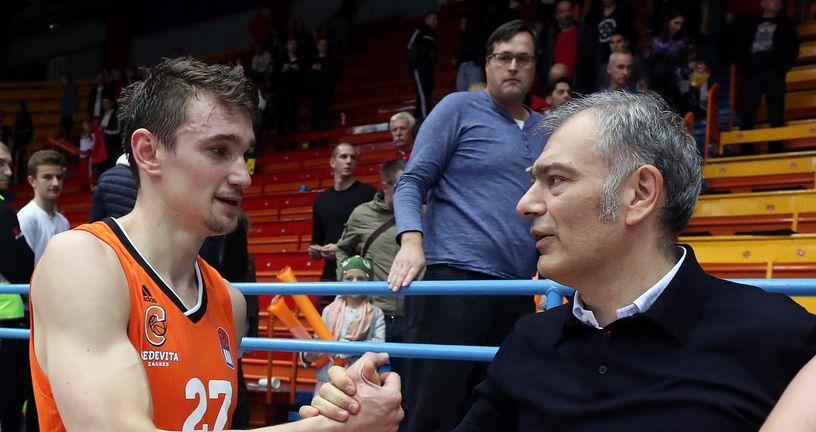 Ivan Ramljak i Emil Tedeschi (Foto: Goran Stanzl/PIXSELL)