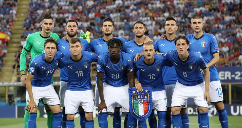 Italija U-21 reprezentacija (Foto: Jonathan Moscrop/Press Association/PIXSELL)