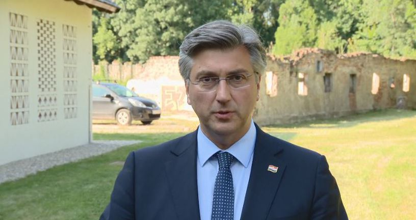Andrej Plenković, predsjednik HDZ-a