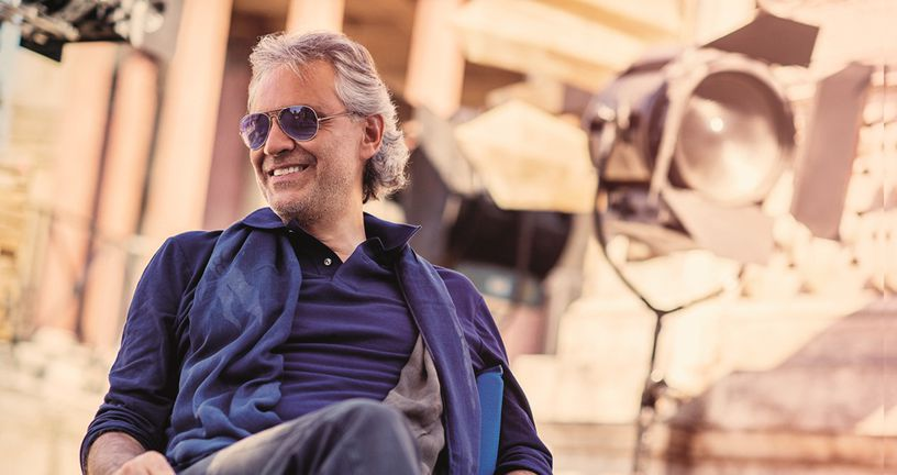 Andrea Bocelli (FOTO: PR)