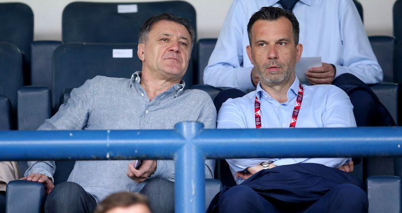 Zdravko Mamić i Tomislav Svetina (Foto: Igor Kralj/PIXSELL)