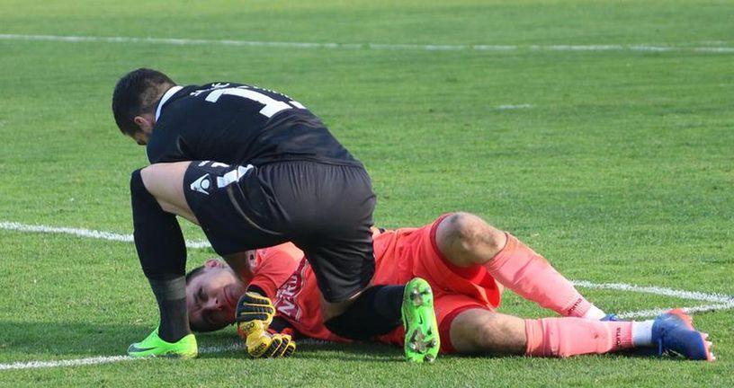 Toni Jović spasio Mladena Lučića (Foto: Hercegovina.info)