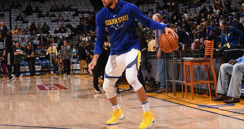 Stephen Curry (Foto: AFP)