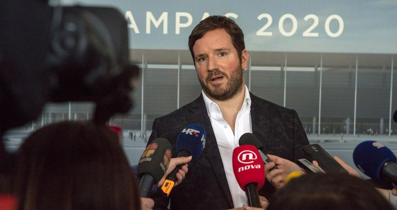 Ivan Meštrović (Photo: Dubravka Petric/PIXSELL)