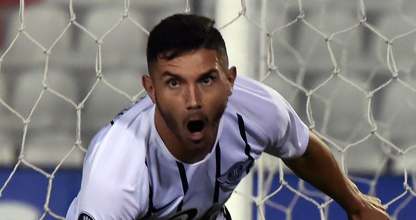 Adrian Martinez (Foto: AFP)