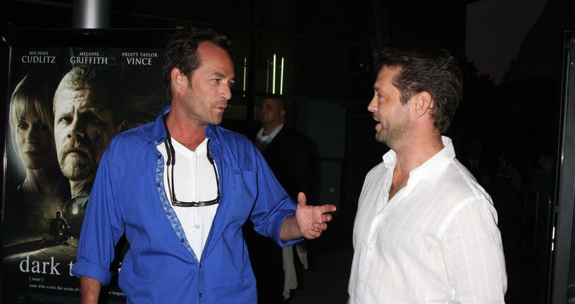 Jason Priestly i Luke Perry (Foto: Profimedia)