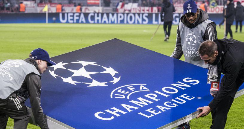 Liga prvaka (Foto: AFP)