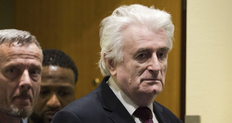 Radovan Karadžić (Foto: AFP)