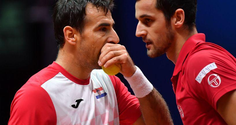 Ivan Dodig i Mate Pavić