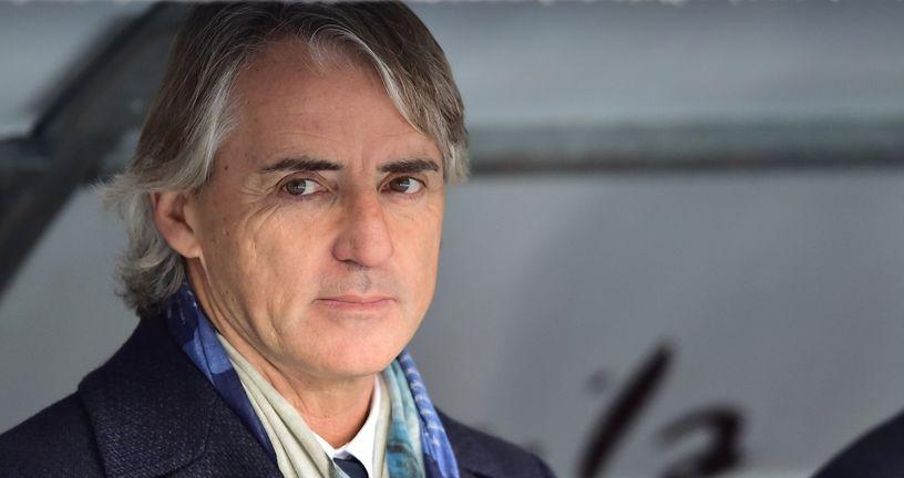 Roberto Mancini (Foto: AFP)