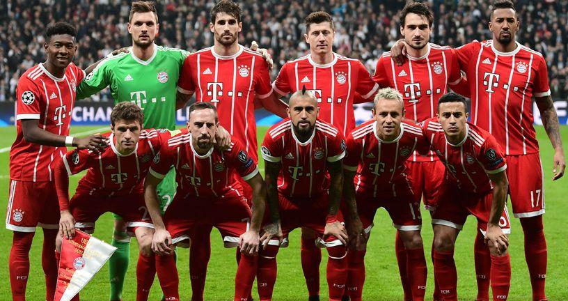 Momčad Bayerna (Foto: AFP)