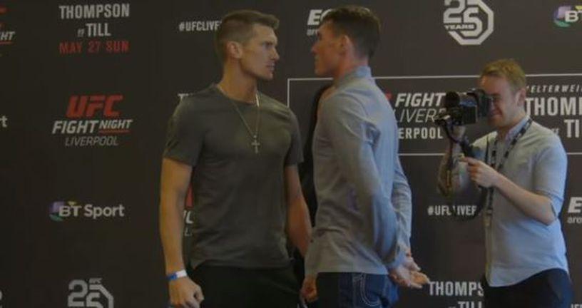 Darren Till vs Stephen Thompson