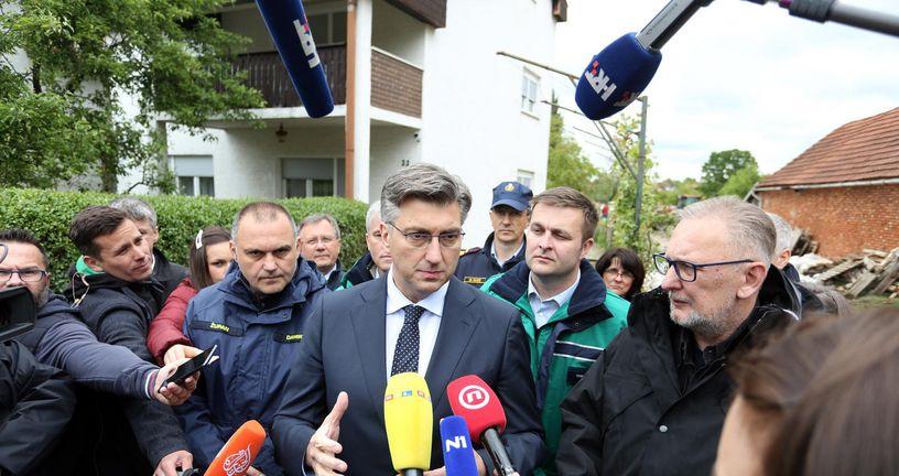 Premijer Andrej Plenković (Foto: Kristina Stedul Fabac/PIXSELL)
