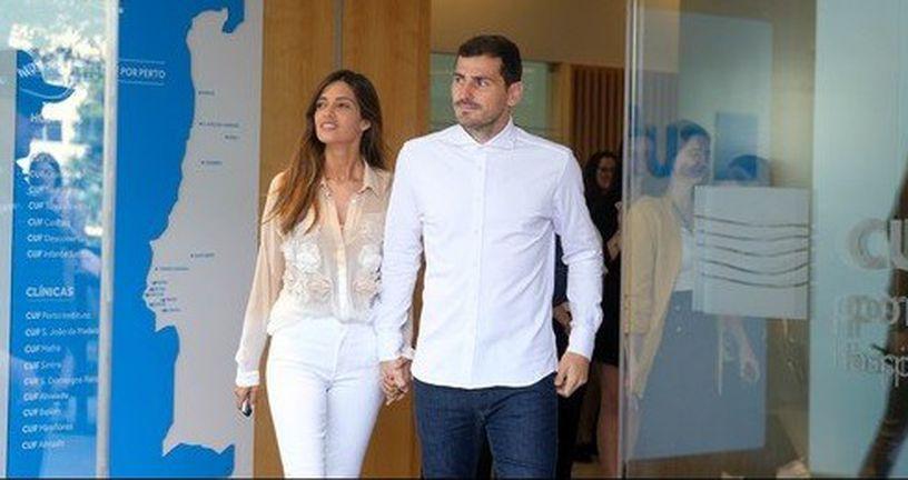 Sara Carbonero i Iker Casillas (Foto: Profimedia)