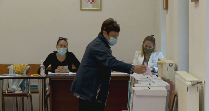 Glasanje u Istri