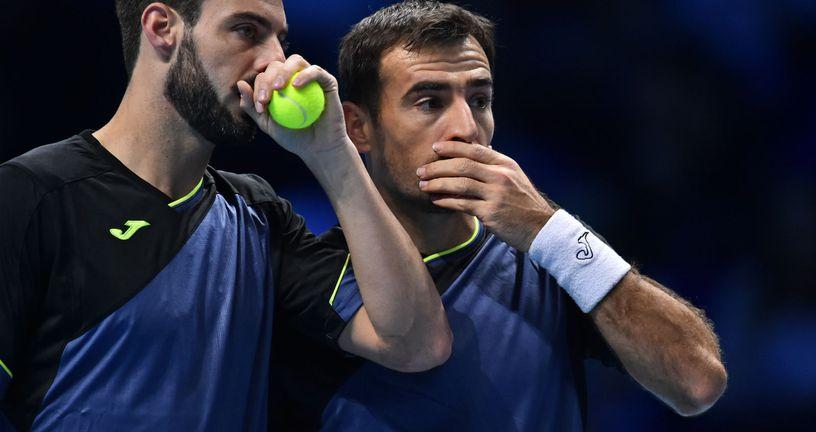 Marcel Granollers i Ivan Dodig (Foto: AFP)