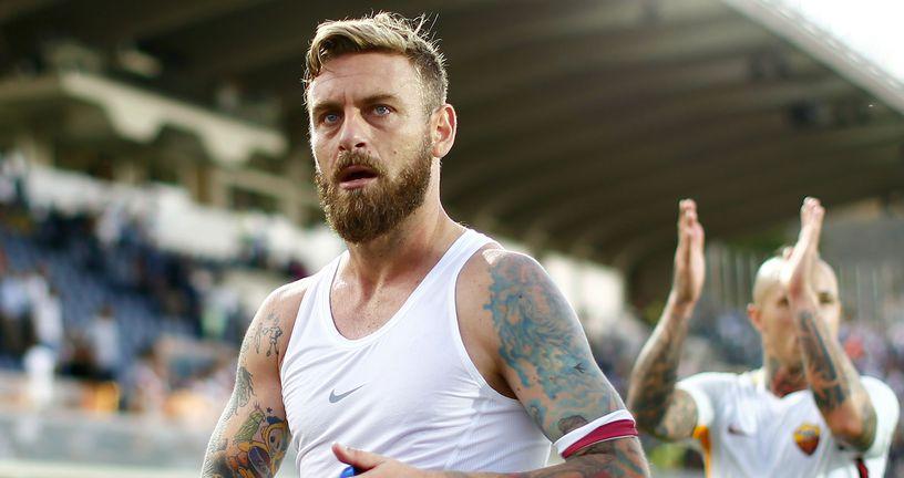 Daniele De Rossi (Foto: AFP)